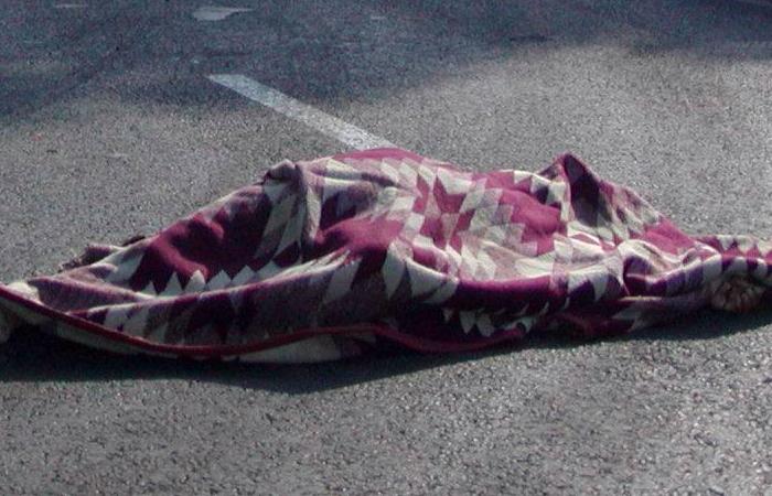 Accident mortal în Bixad. Șoferul a fugit de la locul faptei