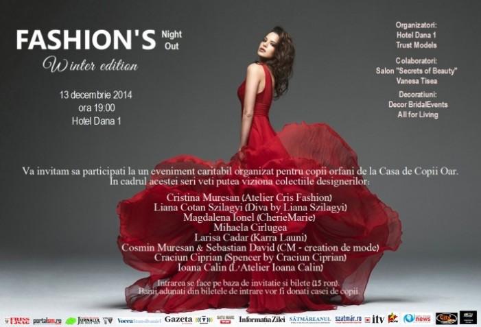 """Fashion's Night Out"", la a II-a ediție"