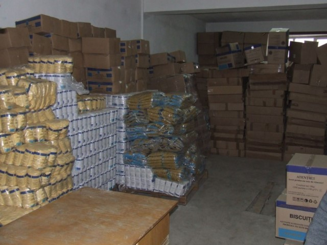 SPAS Satu Mare face înscrieri pe listele suplimentare pentru beneficiarii de produse alimentare