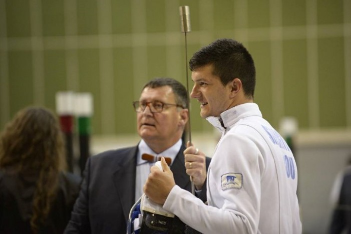 Sătmăreanul Adrian Szilagyi, singurul român rămas în concurs la etapa de Cupă Mondială din Germania