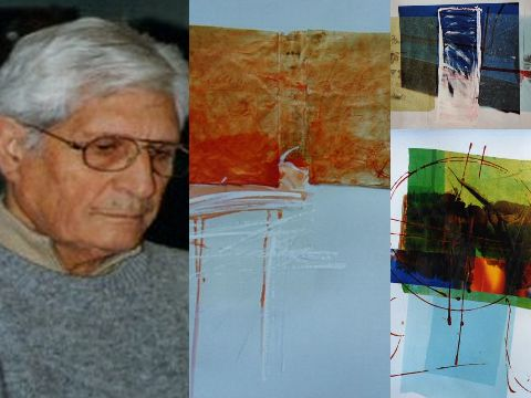 Picturi ale artistului italian Antonio del Donno prezente într-o expoziție în Satu Mare