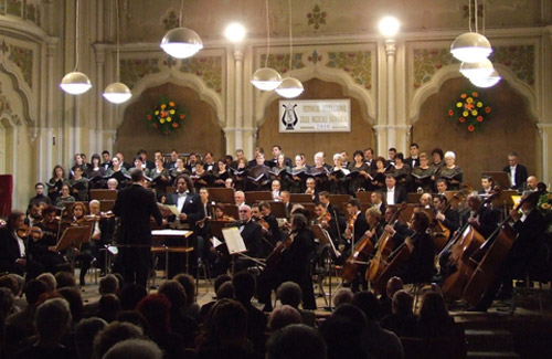 "Concert simfonic la Filarmonica ""Dinu Lipatti"""