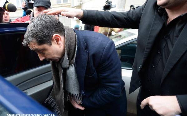 Fostul ministru Cristian David, arestat preventiv