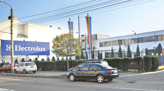 Electrolux a înregistrat în 2014 cele mai slabe vânzări în România din ultimii 13 ani