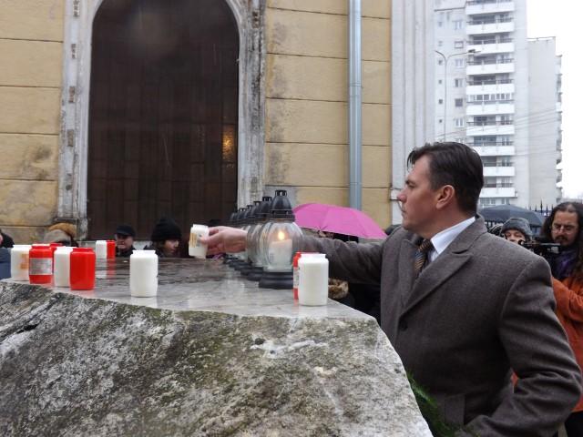 """""""Ziua Internațională a Holocaustului"""", comemorată la Satu Mare"""