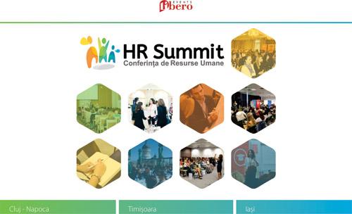 HR Summit 2015: Mai mult decât o conferinţă. Împreună suntem o comunitate!