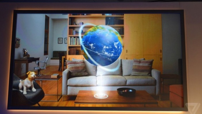 Windows Holographic, tehnologia viitorului