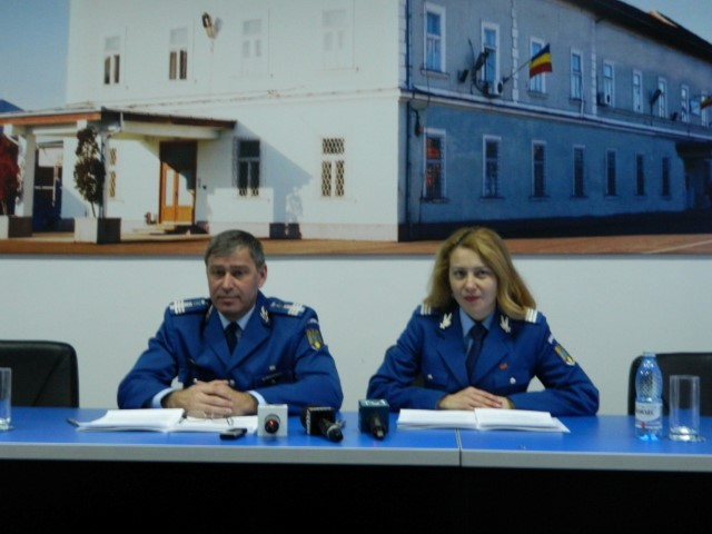 Conducerea IJJ Satu Mare și-a prezentat bilanțul pe 2014