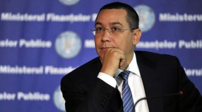 Ponta: Este posibilă reducerea TVA la 21%
