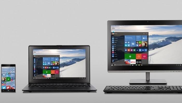 Noul Windows va fi gratuit !