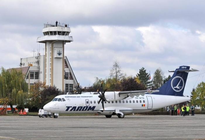 Aeroportul Satu Mare, pe ultimele locuri la numărul de călători