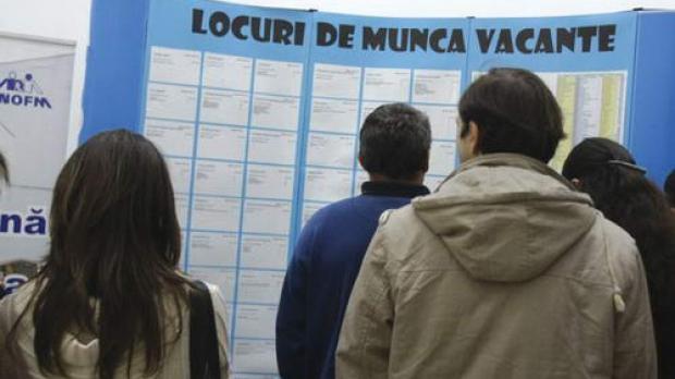 Rata șomajului la sfârșitul lunii decembrie 2014 a fost de 4,30%