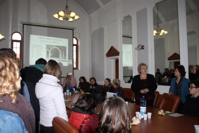 Elevi şi profesori din şapte ţări, în vizită la Satu Mare