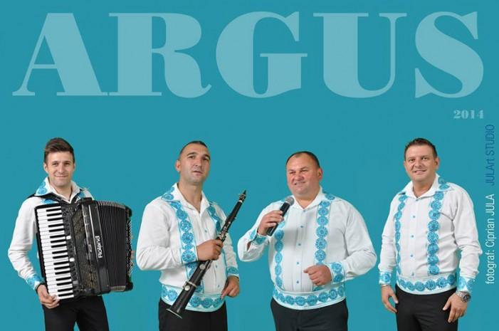Argus Satu Mare își lansează un nou album pe 6 februarie