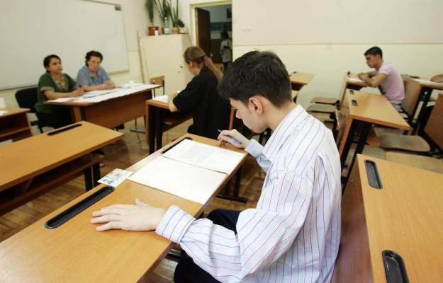 Ministerul Educaţiei organizează simulări ale examenelor naţionale