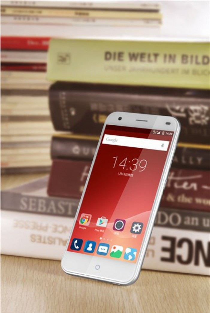 ZTE Blade S6. Telefonul cu Android, replică la iPhone 6