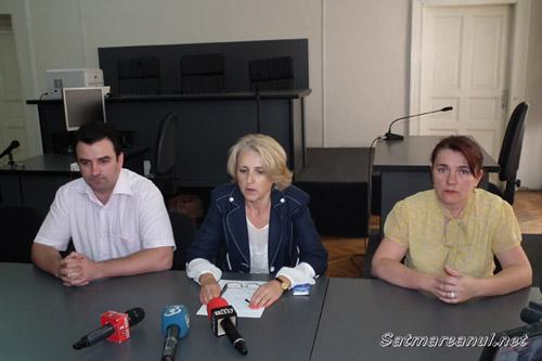 Nilda Preda Târnoveanu, noul președinte al Tribunalului Satu Mare