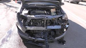 Accident grav în Zalău, provocat de un sătmărean