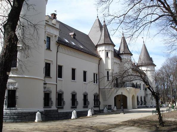 Concert cameral la Castelul Karolyi din Carei