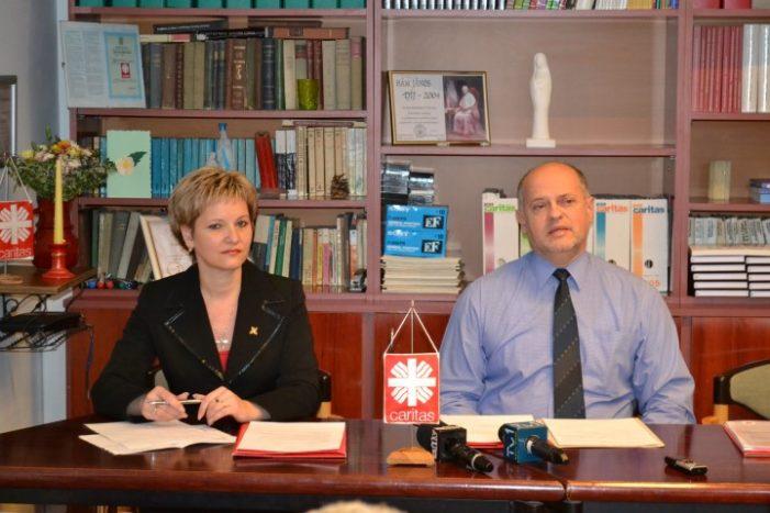 """Organizația """"Caritas"""" vrea să construiască un cămin de bătrâni în Satu Mare"""