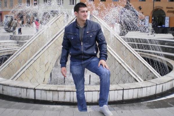 Judoka Cristian Bodârlău, la etapa de Cupă Mondială de la Roma