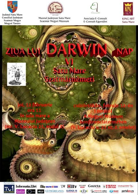 """""""Ziua lui Darwin"""", la a VI-a ediție"""