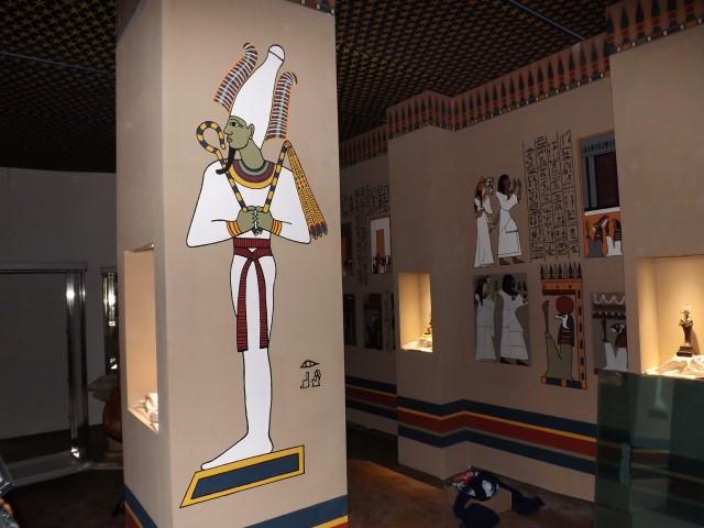 Mirajul Egiptului antic, la Muzeul Județean Satu Mare (Galerie foto)