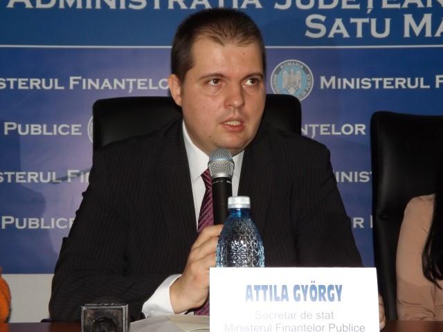 """Secretarul de stat Gyorgy Attila: """"La ora 19.00, am primit bonul nr. 4. Cum e posibil?"""""""