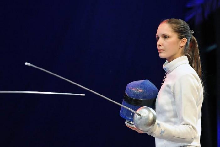 Spadasina Simona Pop, la etapa de Cupă Mondială de la Buenos Aires