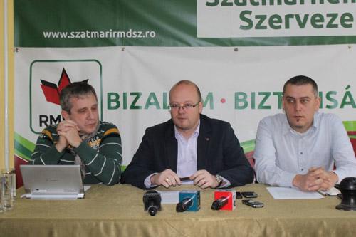 UDMR nu este de acord cu bugetul municipiului Satu Mare