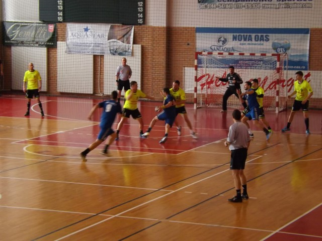 Handbal: CSM Satu Mare-CSM Oradea 32-29