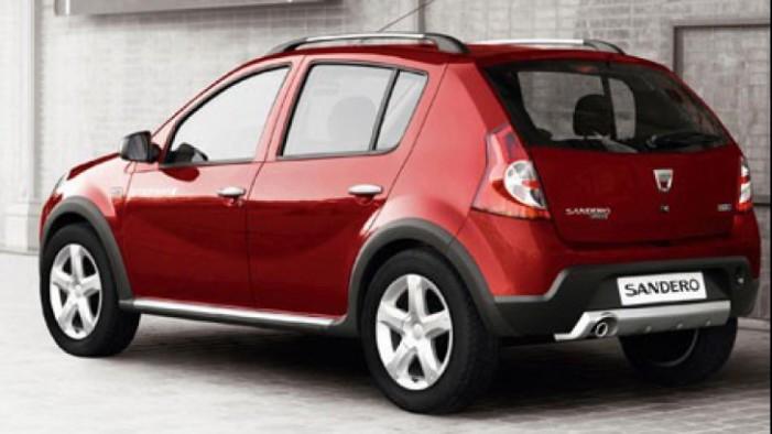 """Dacia Sandero, cea mai vândută maşină prin programul """"Rabla"""" din Spania"""