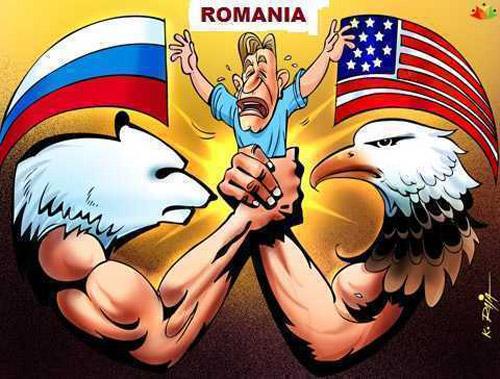 SUA declanseaza Jihadul contra Rusiei din Romania!