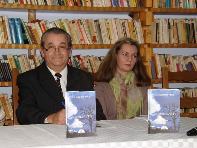 Lansări de carte la Biblioteca Județeană Satu Mare