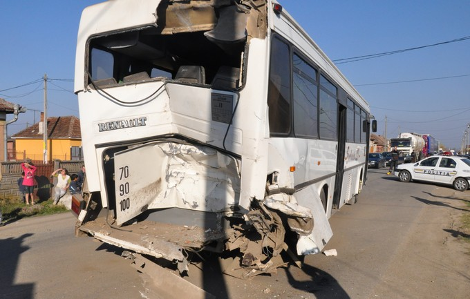 Bilanțul accidentului din Corod: 19 răniți dintre care trei cu leziuni grave