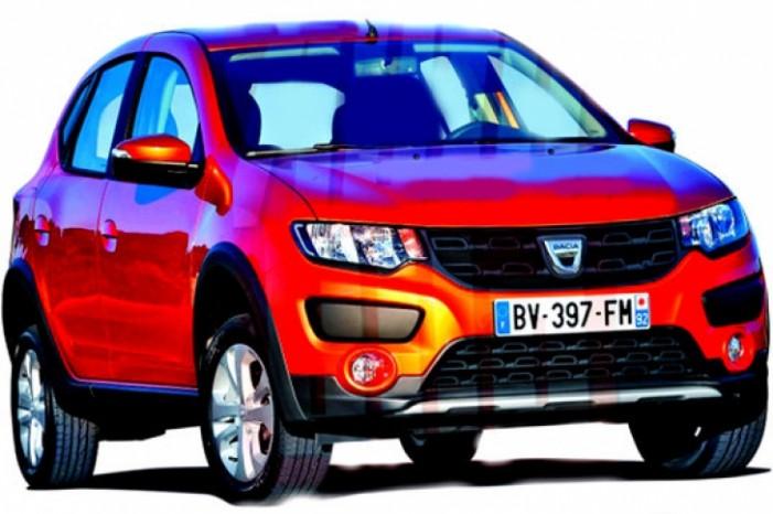 Dacia va lansa două modele Duster