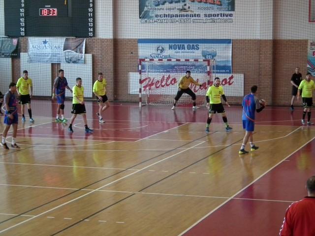 Handbal: CSM Satu Mare-HCM Făgăraș 29-27