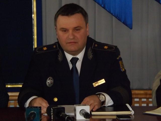 Șeful ITPF Sighetu Marmației, Liviu Bute, în vizită la Satu Mare