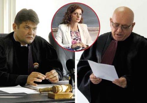 Trei judecători orădeni cercetați de DNA sub acuzația că l-au scăpat de pușcărie pe Vasile Lucuț