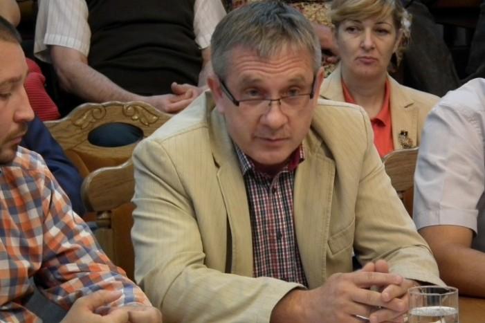 Maskulik Csaba, hotărât să candideze pentru funcția de primar al municipiului Satu Mare