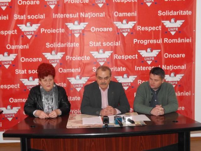 """Ioan Opriș: """"UNPR este alături de Guvernul Ponta"""""""