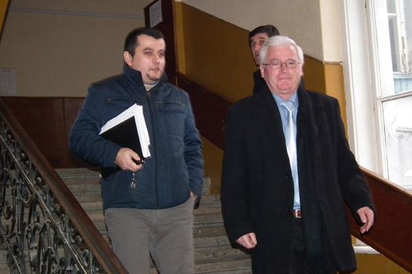 Viorel Pintea așteptat în fața judecătorilor Tribunalului Satu Mare