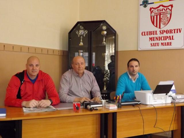 Echipa de volei a CSM Satu Mare a rămas fără straniere