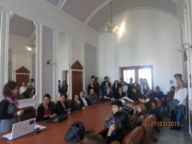 Elevi din Turcia, în vizită la Satu Mare