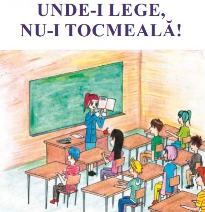 Codul Penal pe înțelesul copiilor