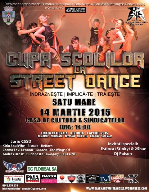 Cupa Școlarilor la Street Dance