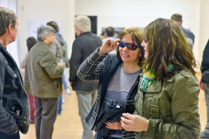 Expoziție de fotografii 3D, în Castelul Karolyi