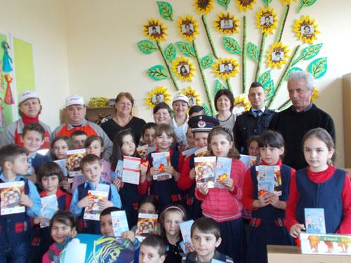 Elevi din județul Satu Mare au învățat ce să facă în caz de cutremure, incendii și scăpări de gaz