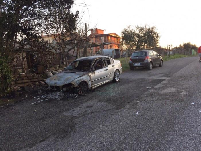 Cinci mașini din Satu Mare, incendiate în capitala Italiei
