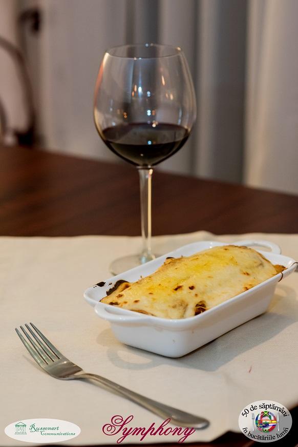 Rețetă reinventată: Lasagna cu foi de țelină